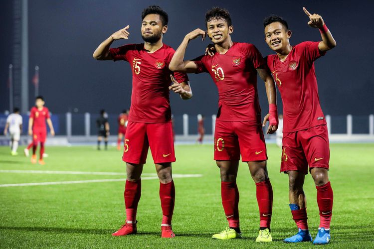Tim Terbaik SEA Games 2019, Indonesia Sumbang 3 Pemain