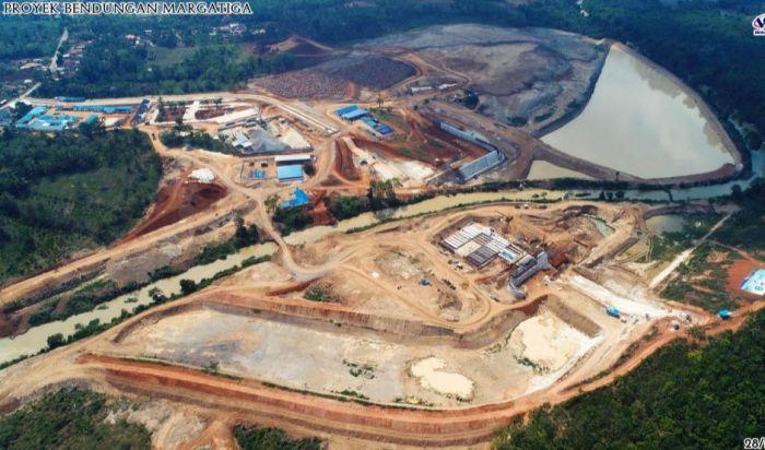 Pemerintah Akan Bangun 2 Bendungan di Lampung untuk Sektor Pertanian