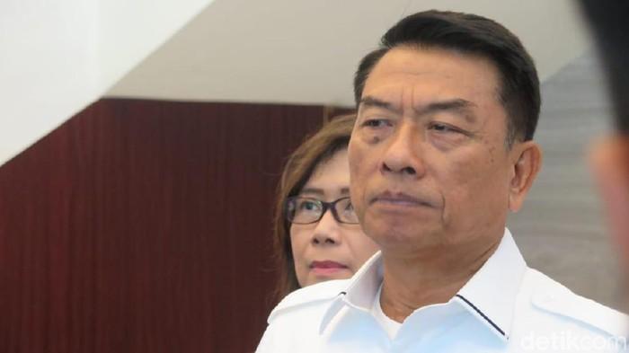 Moeldoko: Saya Tak Lindungi Eks Dirkeu Jiwasraya Apalagi Istana