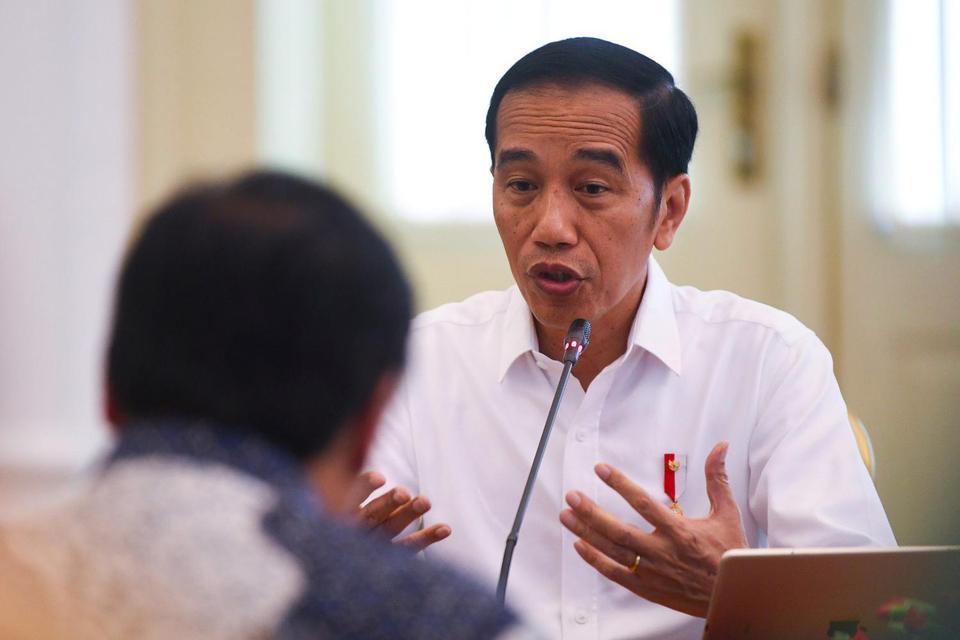 Jokowi Minta Publik Memberi Kesempatan Bagi Polisi untuk Membongkar Kasus Novel Baswedan
