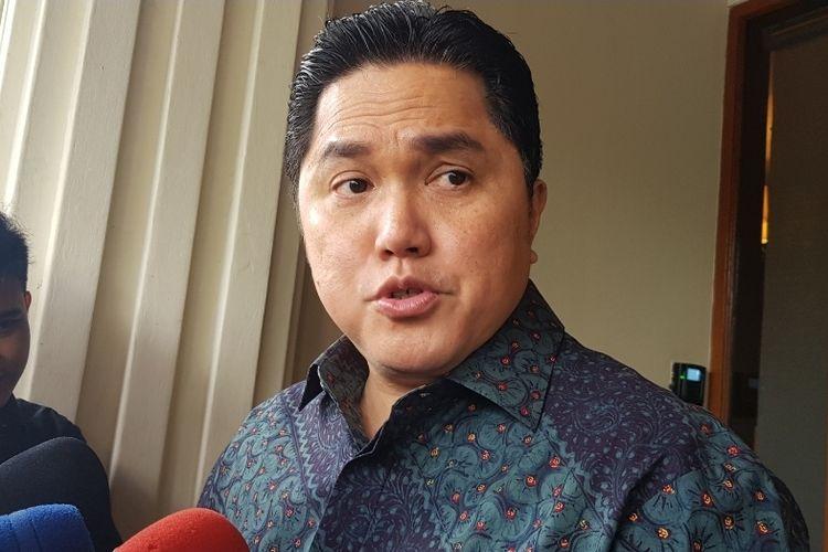 Erick Thohir Minta Kasus Jiwasraya Jangan Dipolitisasi