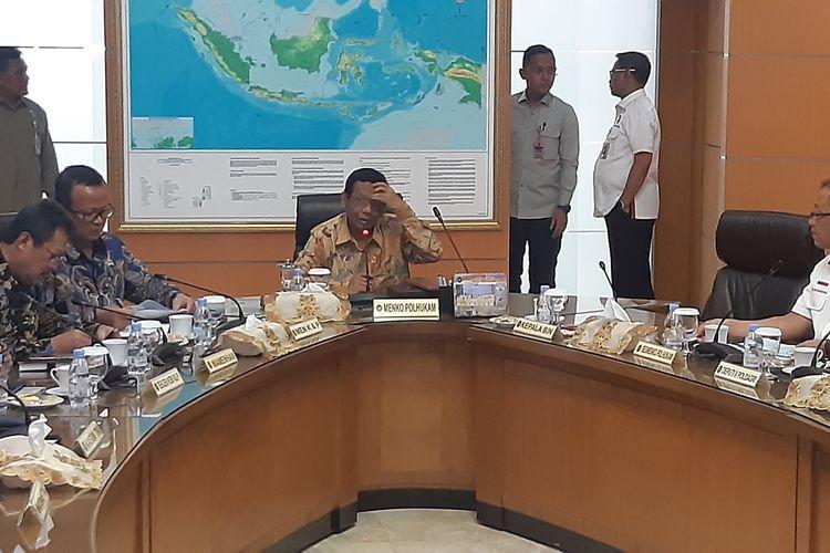 Percepatan Pembangunan Papua, Pemerintah Prioritaskan 5 Bidang Utama