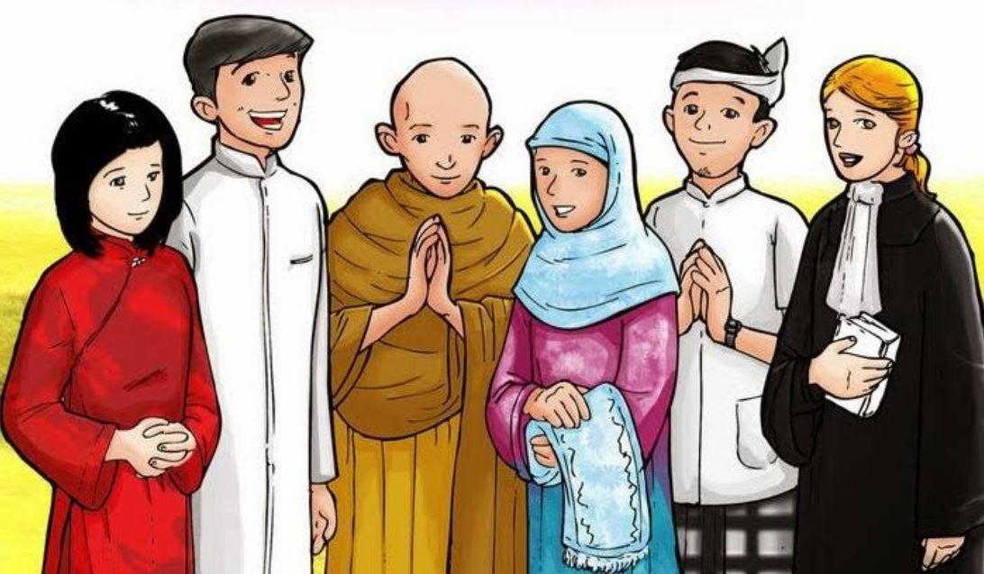 Toleransi Beragama Untuk Memperkuat Persatuan dan Kesatuan Bangsa