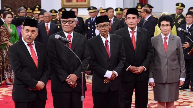 Istana Sebut Dewan Pengawas KPK Bisa Langsung Bekerja Tanpa Perpres