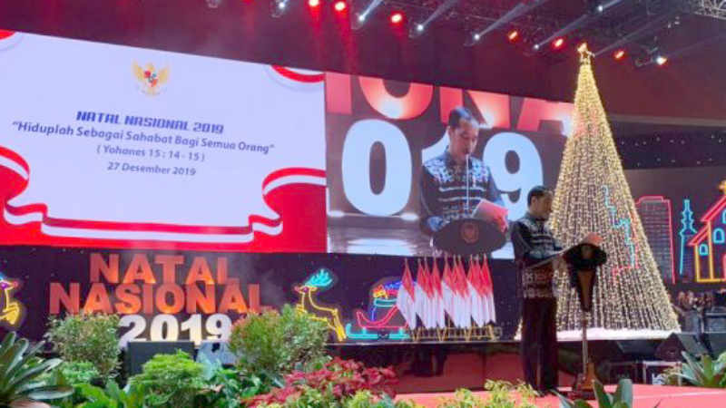 Jokowi: Negara Menjamin Kebebasan Beragama