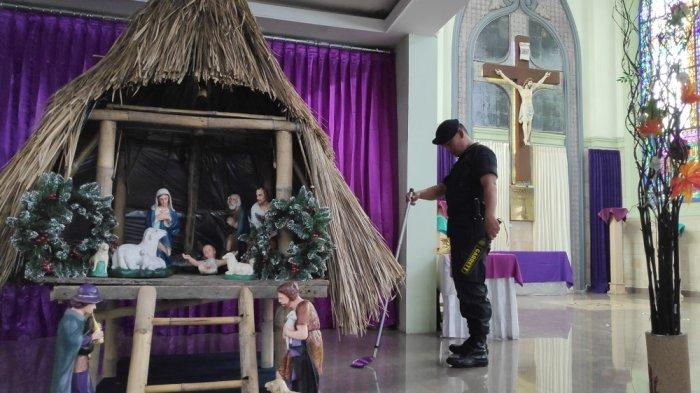 Polresta Yogyakarta Bentuk Satgas Khusus Pengamanan Misa Natal di Kota Jogja