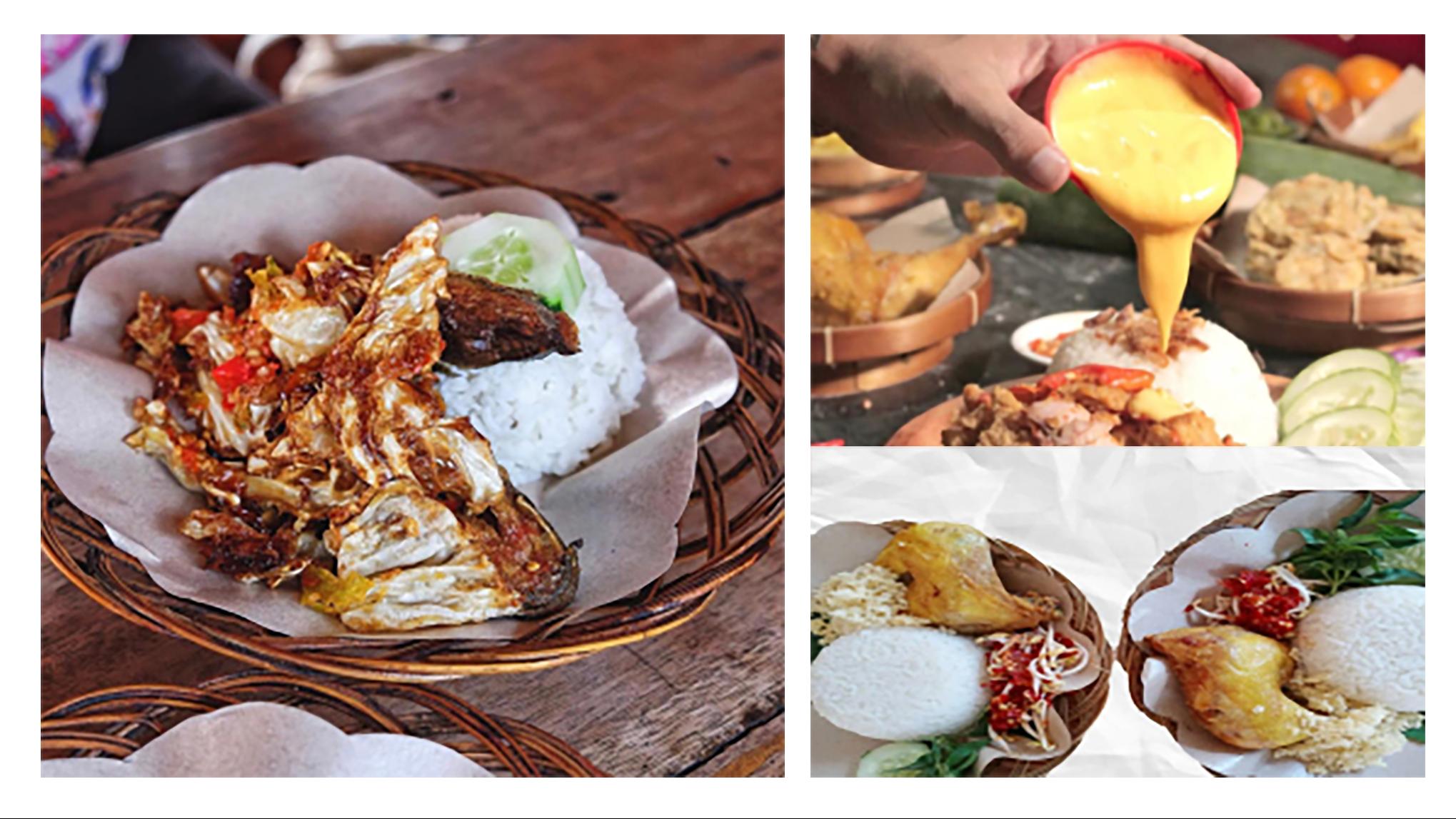 3 Rekomendasi Ayam Geprek yang bikin lidah bergoyang saat berkunjung ke jogja, Bukan cuma ayam pake sambel!!