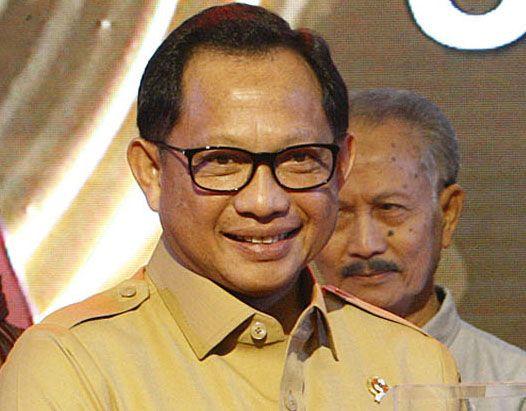 Mendagri: TNI-Polri di Nduga Bagian dari Perlindungan