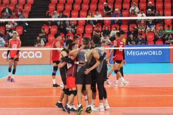 Akhiri Penantian 10 Tahun, Voli Putra Indonesia Rebut Emas SEA Games
