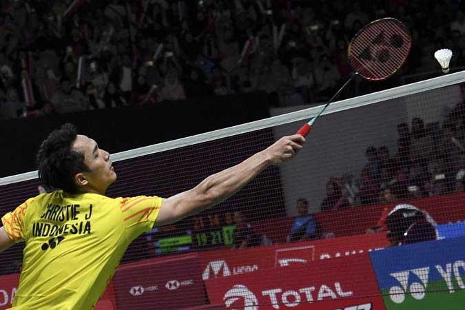 Atasi Anders Antonsen, Jojo Punya Modal Bagus di Kejuaraan Dunia Badminton
