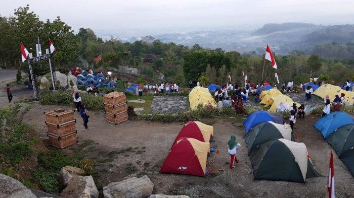 Bertajuk Kemah Pancasila Pelajar Indonesia Berlangsung Meriah