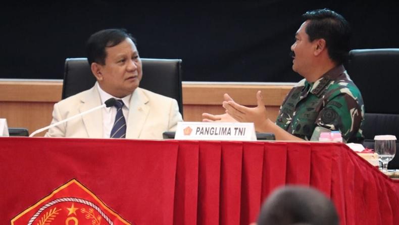 Menhan Prabowo Akhirnya Turun Tangan, Status OPM Dinaikan Jadi Pemberontak, Siap Amankan Warga Papua