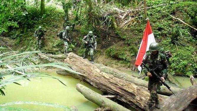 Mendukung Penumpasan Gerakan Separatis Papua