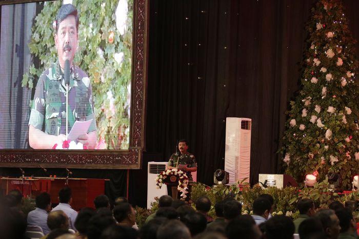 Panglima TNI Tekankan Pentingnya Memelihara Kebersamaan