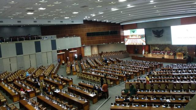 4 RUU Omnibus Law Dikebut DPR dalam Prolegnas Prioritas 2020