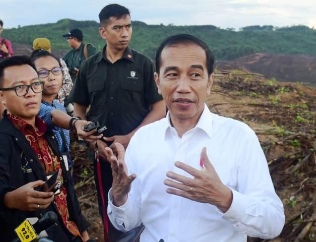 Bangun Jembatan Tumbang Samba, Jokowi Berharap Bisa Buka Kawasan Terisolasi