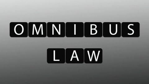 Realisasi Omnibus Law Berdampak Positif Bagi Semua Pihak