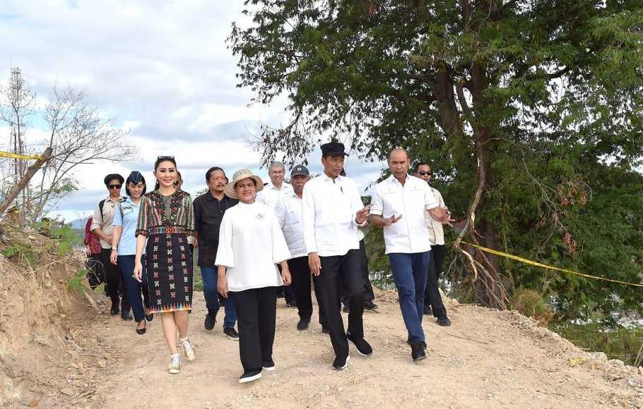 Pemerintah Akan Jadikan Labuan Bajo Destinasi Wisata Superpremium