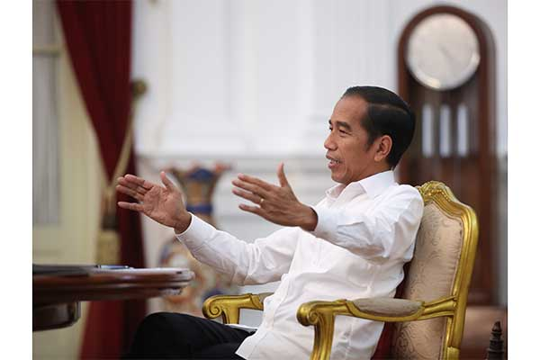 Soal Banjir, Jokowi: Keselamatan Warga Nomor Satu