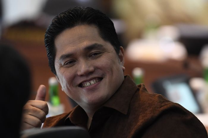 Erick Targetkan Holdingisasi Jiwasraya Dimulai Bulan Depan