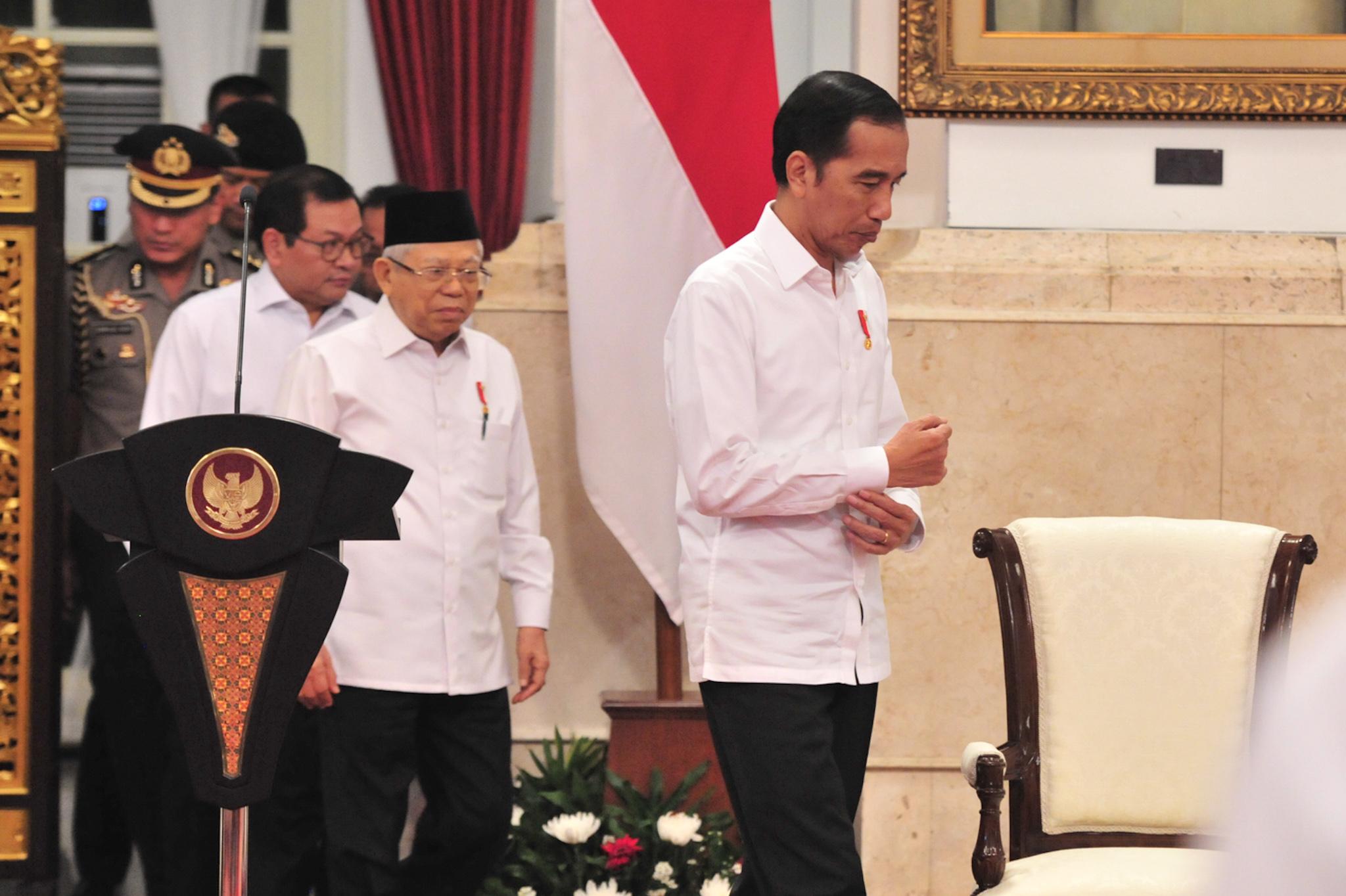 Presiden Jokowi Perintahkan Semua Kementerian Turun ke Bawah Bantu Korban Banjir
