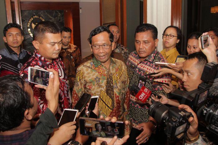 Omnibus Law Cipta Lapangan Kerja untuk Hilangkan Korupsi