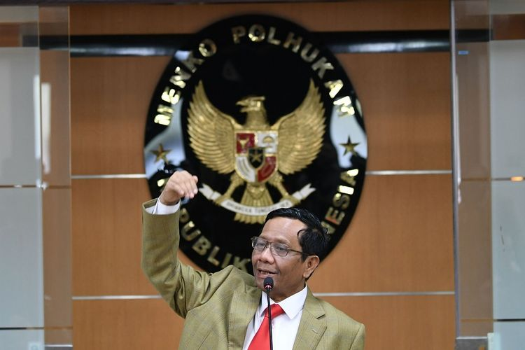 Mahfud MD Pastikan Omnibus Law Tak Hapus Undang-Undang Sebelumnya
