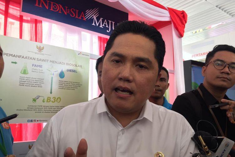 Menteri BUMN Erick Thohir Jamin Bayar Uang Nasabah Jiwasraya