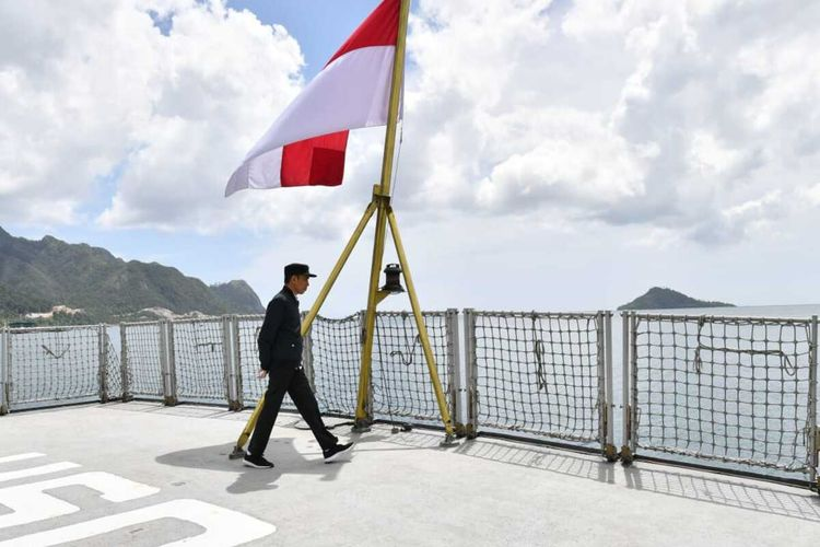 Natuna adalah Indonesia, Presiden Tegaskan Hak Berdaulat di ZEE