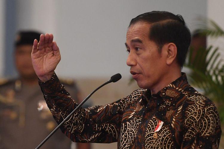 Lanjutkan Program Sejuta Rumah, Presiden Jokowi Naikkan Kuota FLPP