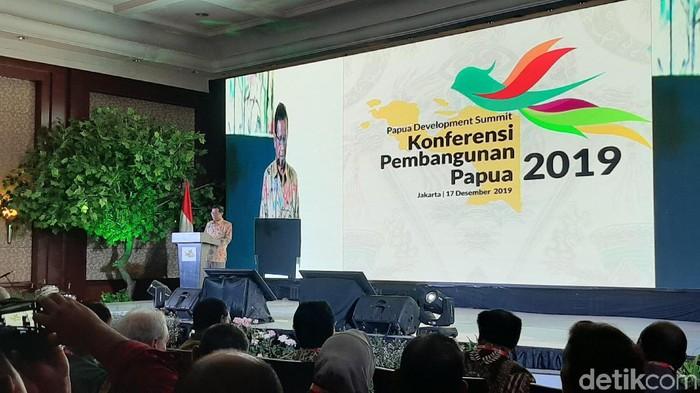 Menko Polhukam Mahfud MD : Presiden Berwacana Menyatukan Desk Papua