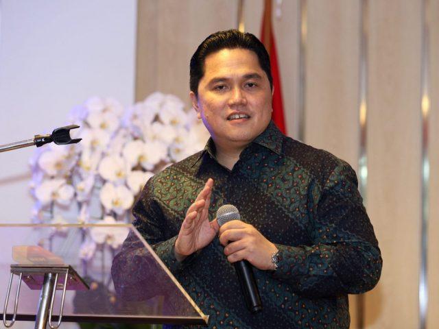 3 Jurus Erick Thohir Antisipasi Harga Minyak & Word War III