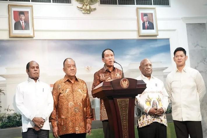 Menpora: Persiapan PON Papua 2020 Berjalan Baik