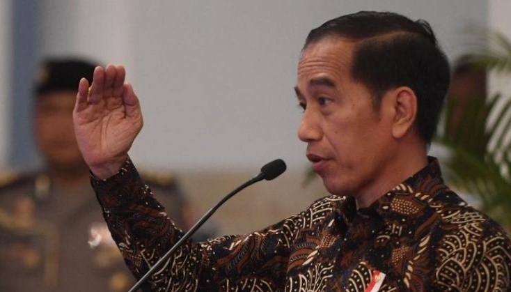 Presiden Sebut tujuan Omnibus Law agar Indonesia Kompetitif