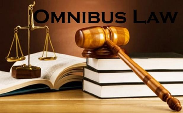 Draf Omnibus Law Cipta Lapangan Kerja Sudah 95 Persen