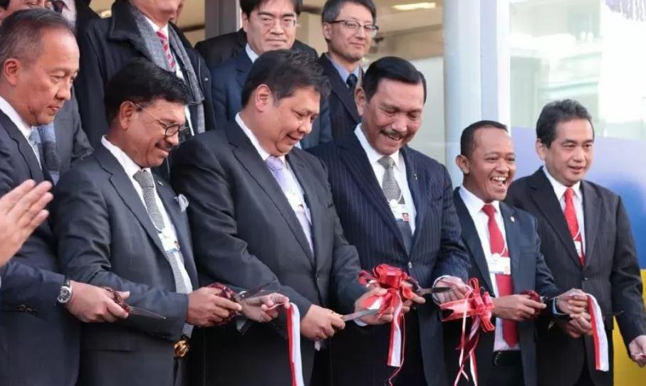 Pemerintah komitmen fasilitasi pertumbuhan ekonomi berbasis teknologi