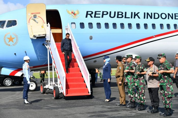 Jokowi Tegaskan Natuna Wilayah Indonesia