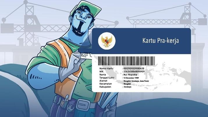 Khusus Pengangguran! Nih Syarat Terima 'Gaji' dari Jokowi