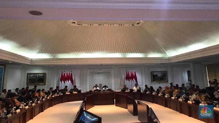 7 Arahan Jokowi Soal Ibu Kota Baru: Dari Desain Hingga Lahan