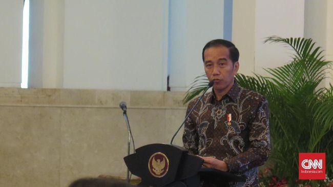 Jokowi Janji Ibu Kota Baru Bebas Macet dan Banjir