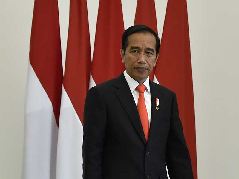 Jokowi: Evaluasi Total Sistem Pengendalian Banjir