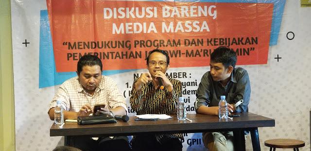 Pengamat Apresiasi Keberhasilan Pemerintahan Jokowi-Ma'ruf