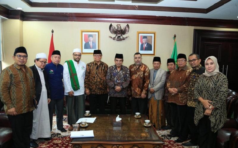 Habaib Muda Nusantara Bantu Pemerintah Sebarkan Islam Rahmatan Lil Alamin