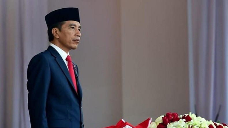 Presiden: Kedaulatan NKRI Harga Mati yang Tidak Bisa Ditawar