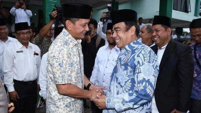 Menag : Islam Tidak Bertentangan dengan Pancasila dan Pluralisme Itu Sunnatullah
