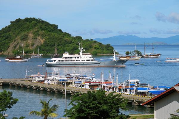 Menhub akan Selesaikan Pembangunan Pelabuhan dan Bandara Labuan Bajo Tahun Ini