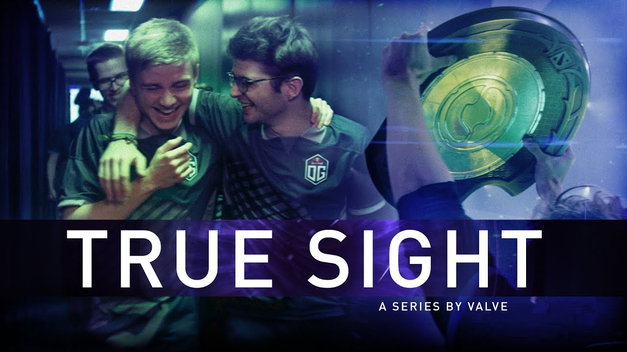 True Sight: Dokumenter Final TI 9 Segera Tayang Januari 2020