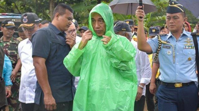 Pemerintah Pusat Optimal Tangani Banjir dan Tanah Longsor