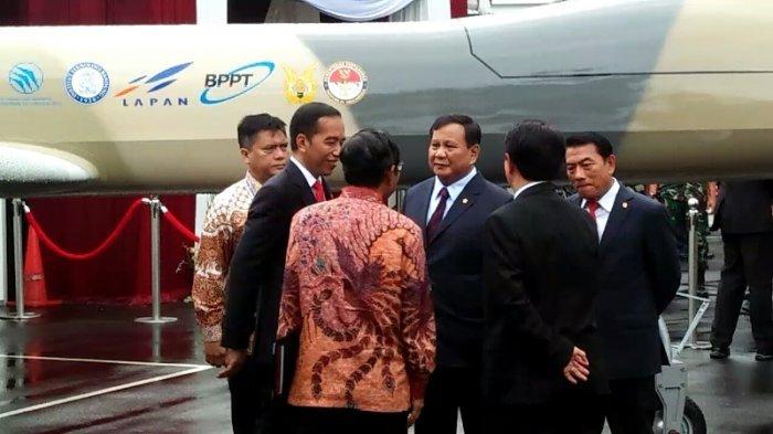 Jokowi Ingatkan Soal Drone Mematikan, RI Lagi Produksi Lho