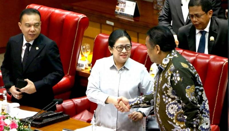 Ketua DPR Ajak MUI Berikan Saran dan Masukan Terkait RUU Omnibus Law